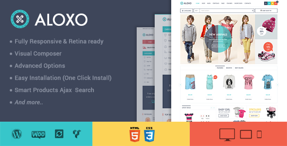 Aloxo v1.12 – Responsive WooCommerce Theme - themesdad - Download ...