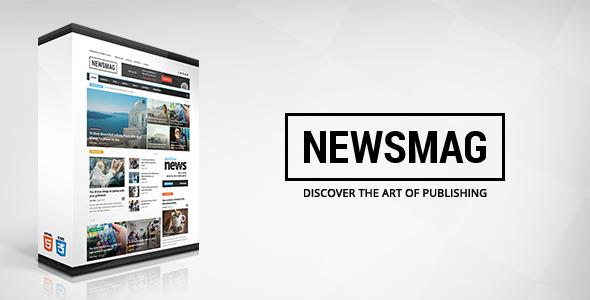 Newsmag v1.7.1 – Themeforest News Magazine Newspaper - vestathemes ...