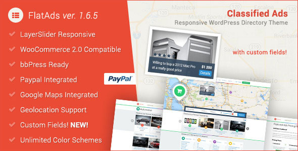 FlatAds v1.6.6 – Classified Ads WordPress Theme - vestathemes ...